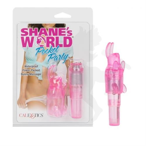Estimulador Shane's world Pocket